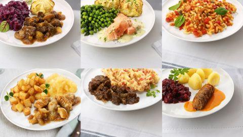 Dieetbox Zoutarm (6 stuks)